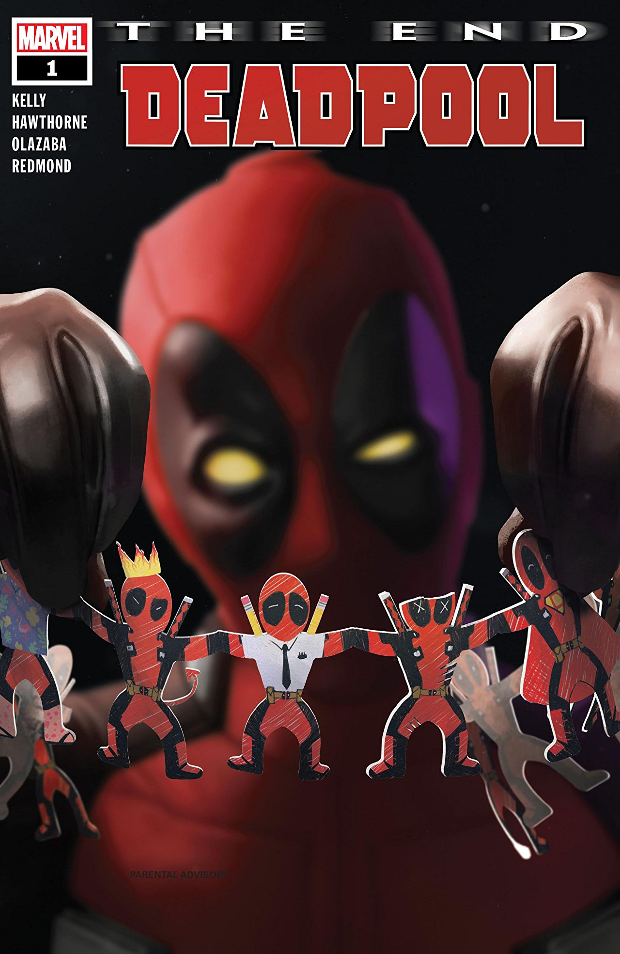 Deadpool: The End Vol 1 1