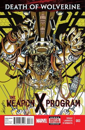 Death of Wolverine The Weapon X Program Vol 1 3.jpg