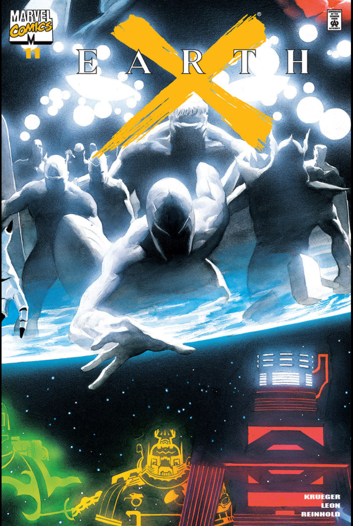 Earth X Vol 1 11