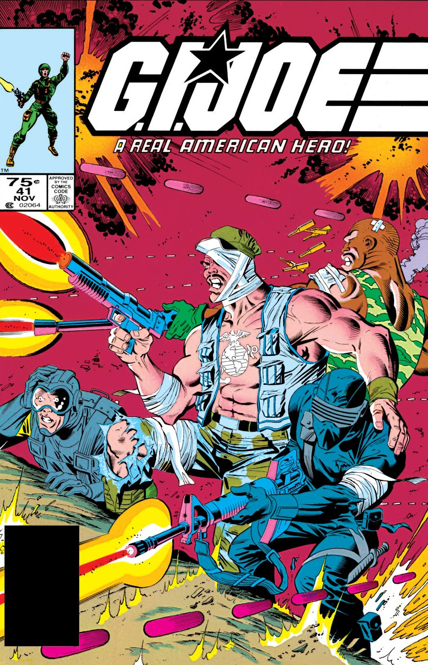 G.I. Joe: A Real American Hero Vol 1 41