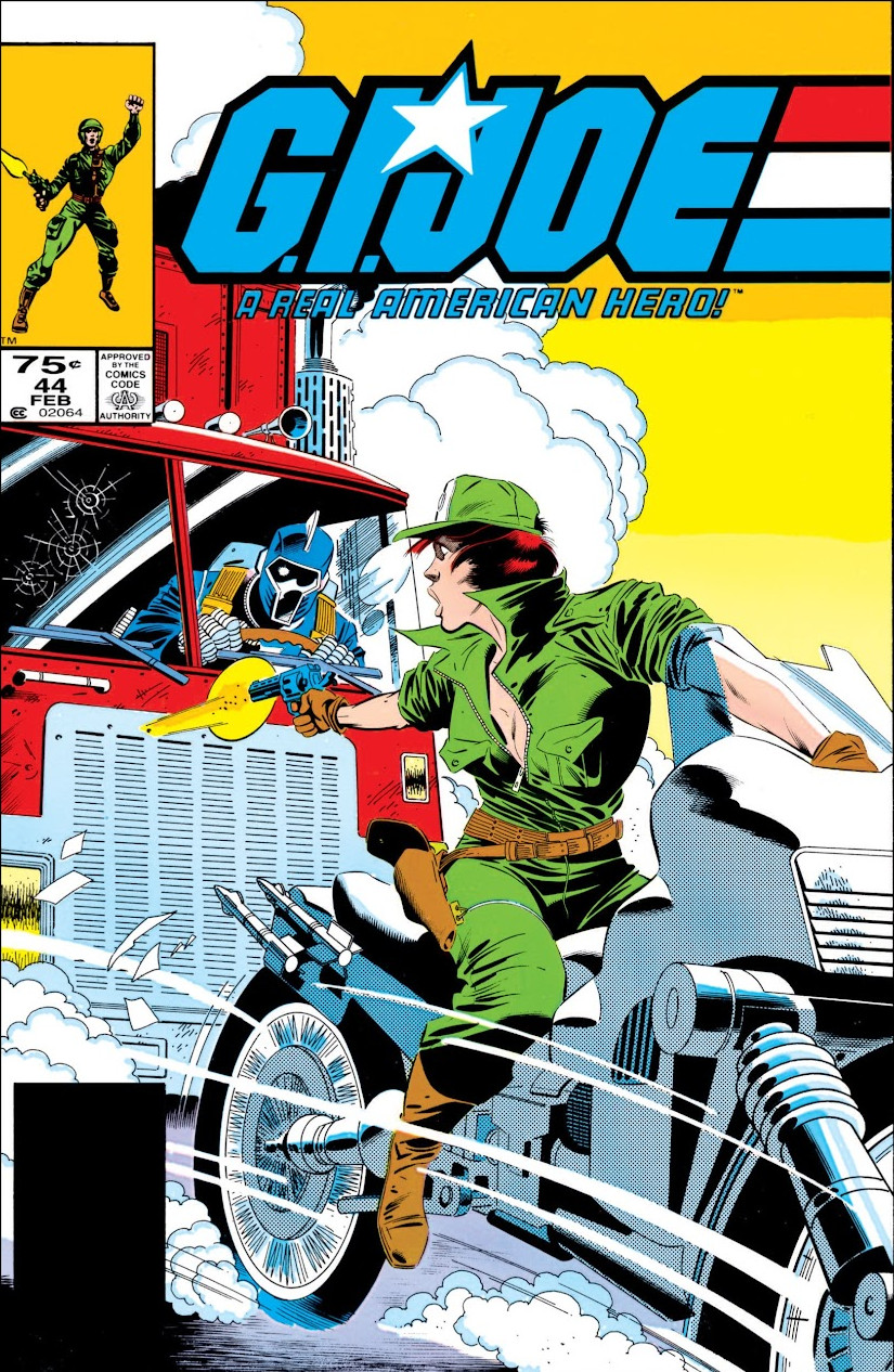 G.I. Joe: A Real American Hero Vol 1 44