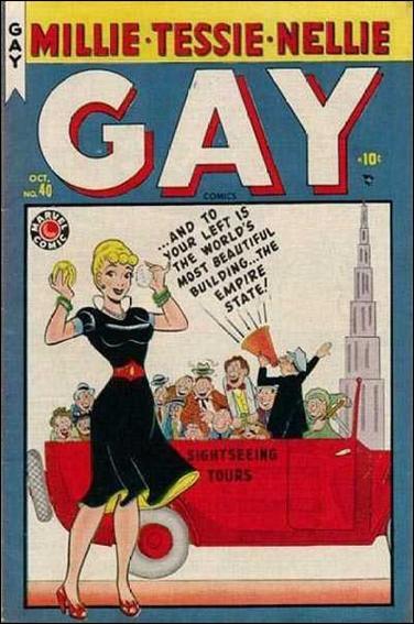 Gay Comics Vol 1 40