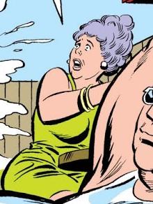 Gladys Brown (Earth-616)