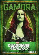 Guardians of the Galaxy Vol. 2 (film) poster 006