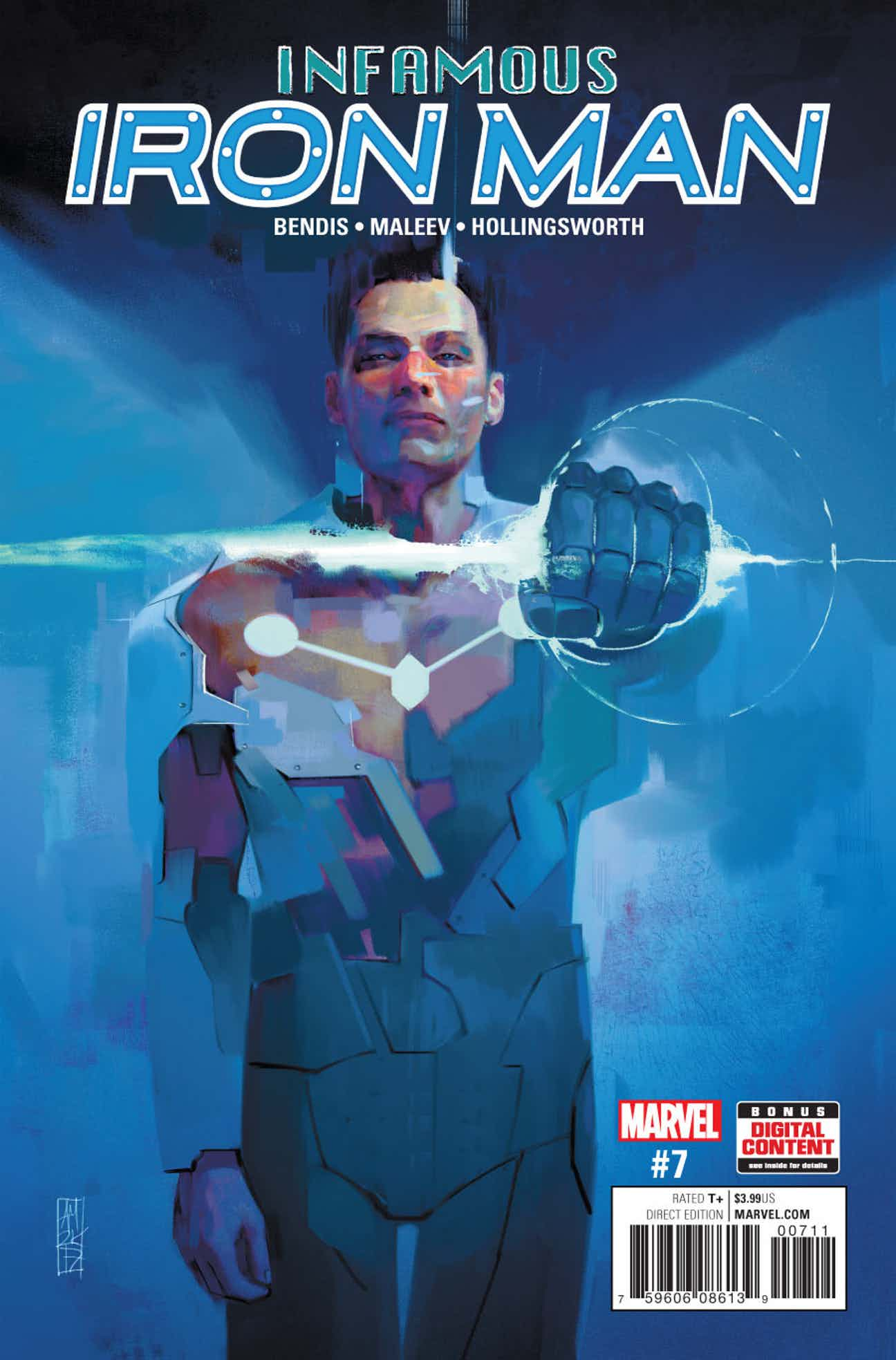 Infamous Iron Man Vol 1 7