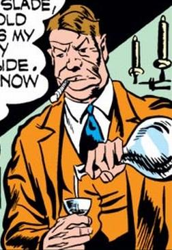 Jim Slade (Heir) (Earth-616)