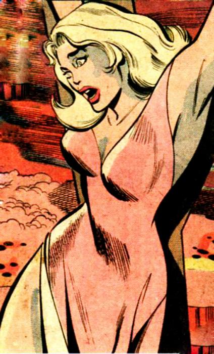 Katherine Fraser (Earth-616)
