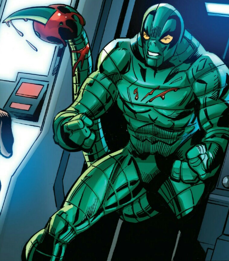 Scorpion's Suit