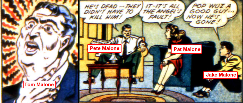 Malone Family (Earth-616)/Gallery