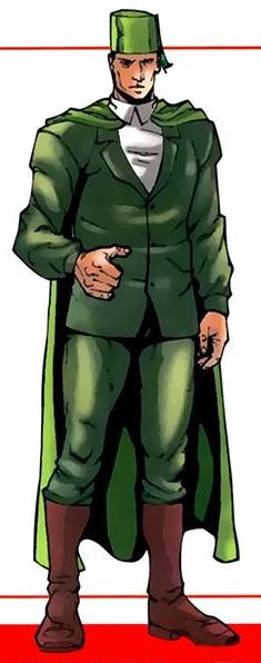 Mantor (Earth-616)