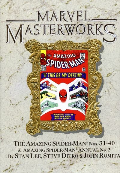 Marvel Masterworks: Amazing Spider-Man Vol 1 4