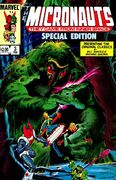 Micronauts Special Edition Vol 1 3