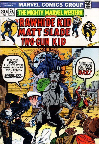 Mighty Marvel Western Vol 1 27