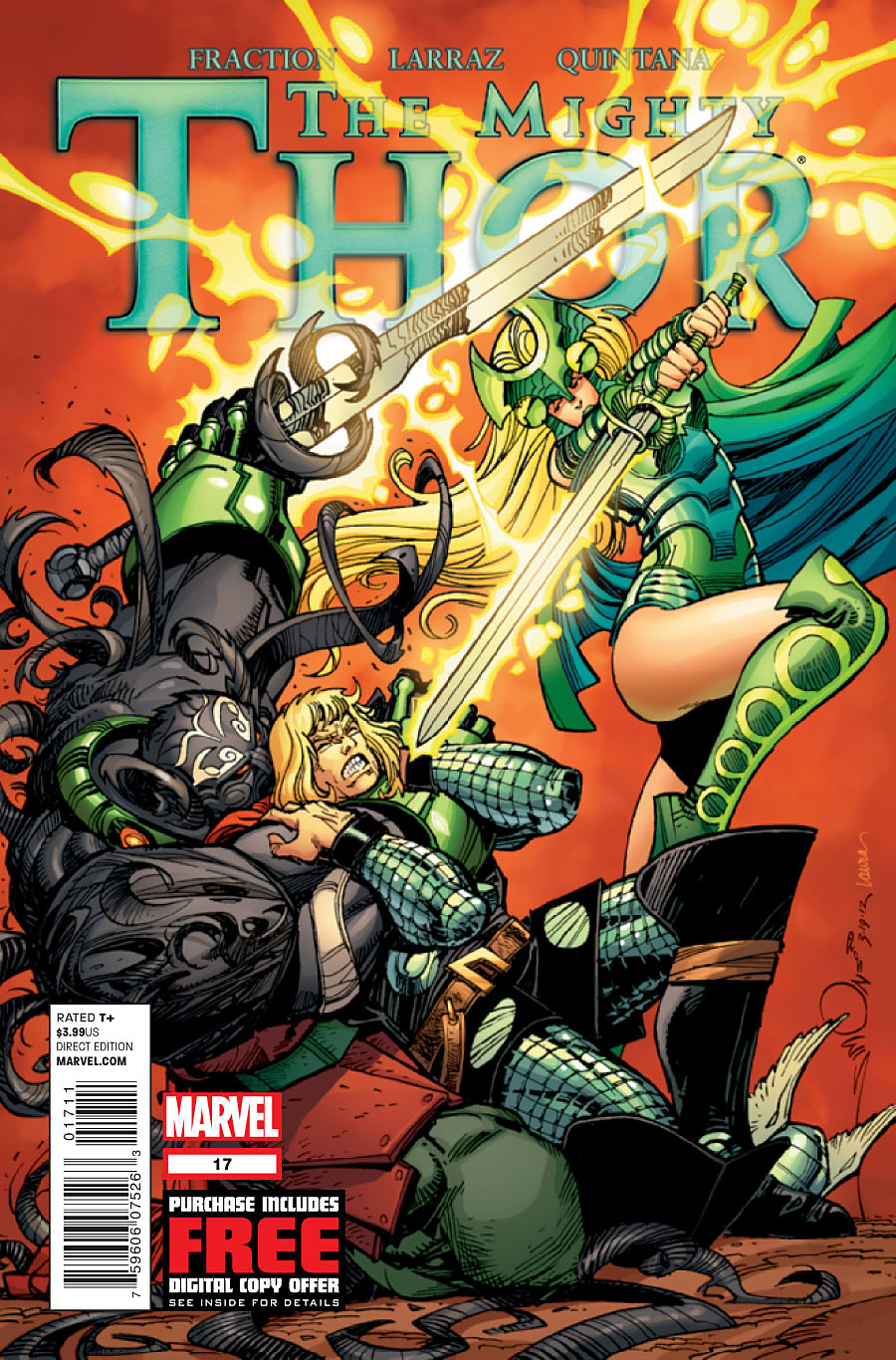 Mighty Thor Vol 2 17