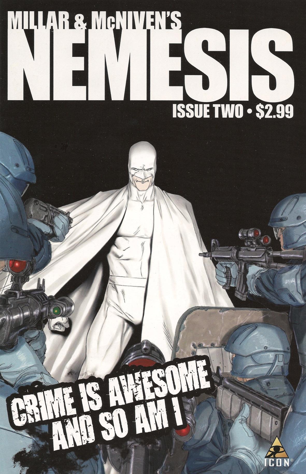 Millar & McNiven's Nemesis Vol 1 2