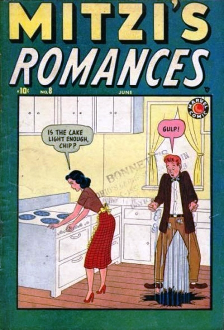 Mitzi's Romances Vol 1 8