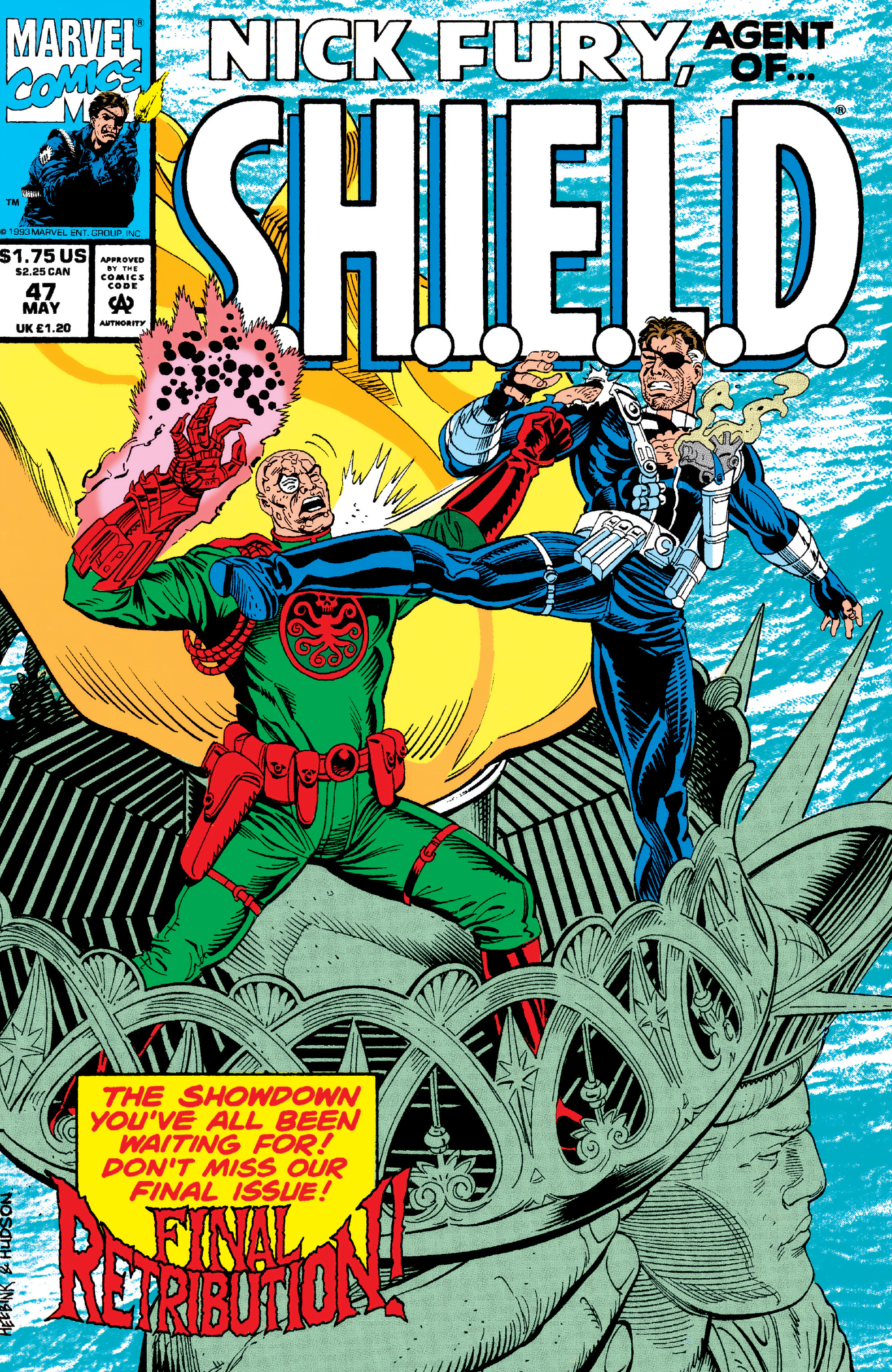 Nick Fury, Agent of S.H.I.E.L.D. Vol 3 47