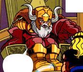 Odin Borson (Earth-11911)