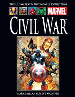 Official Marvel Graphic Novel Collection Vol 1 50
