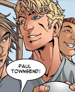 Paul Townsend (Earth-616)