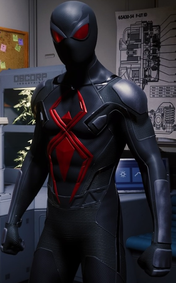 Peter Parker (Earth-1048) from Marvel's Spider-Man (video game) 005.jpg