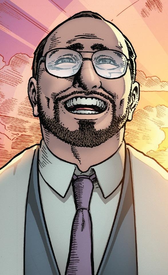 Rabbi Lowenthal (Earth-616)
