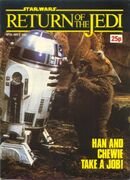 Return of the Jedi Weekly (UK) Vol 1 21
