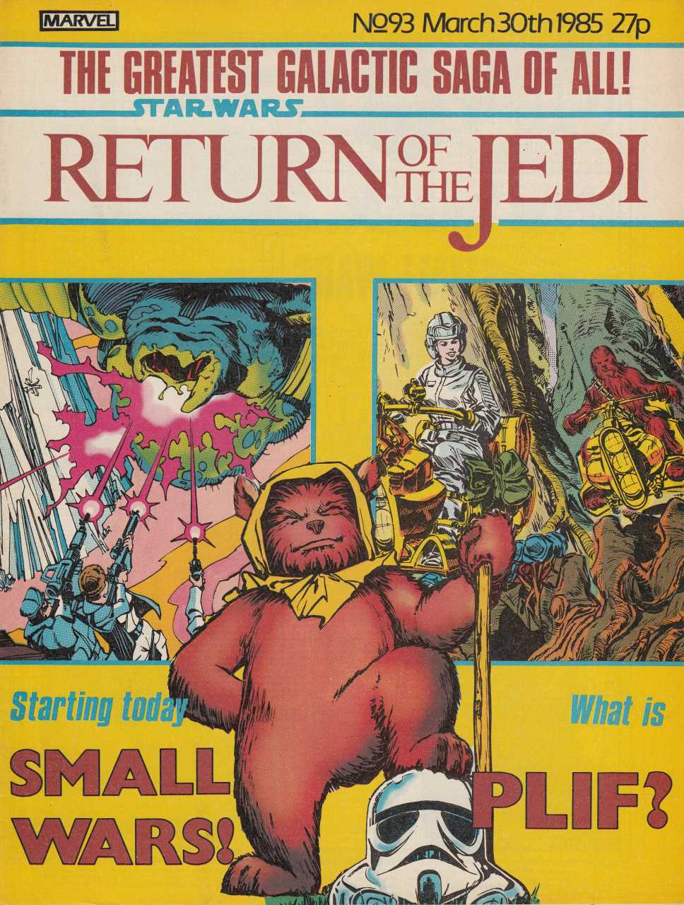 Return of the Jedi Weekly (UK) Vol 1 93