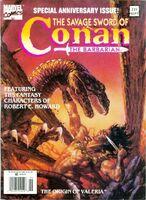 Savage Sword of Conan Vol 1 225