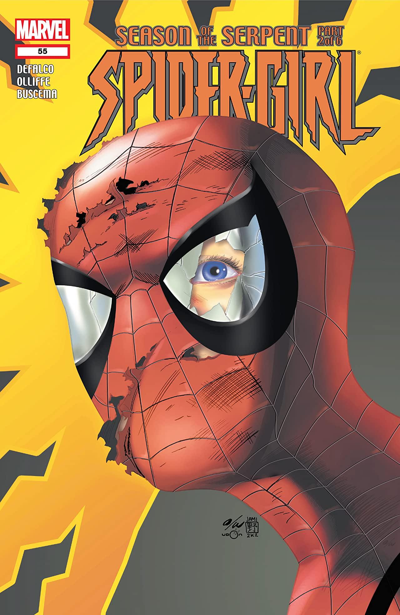 Spider-Girl Vol 1 55