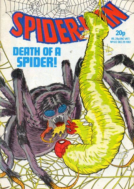 Spider-Man (UK) Vol 1 512