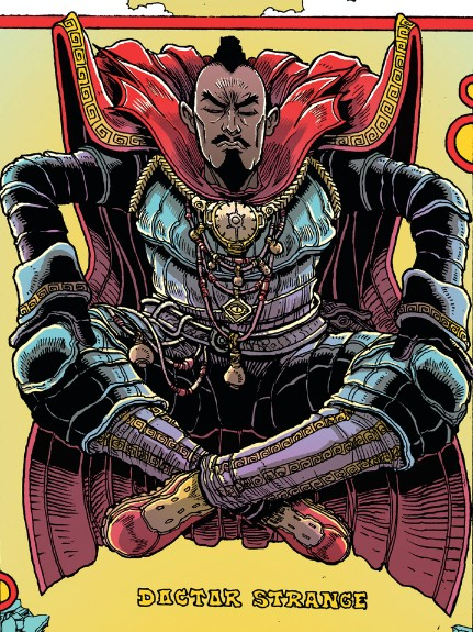 Stephen Strange (Earth-TRN421) from 100th Anniversary Special - Avengers Vol 1 1 0001.jpg