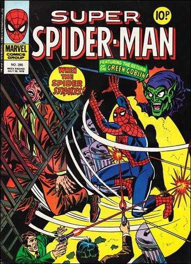 Super Spider-Man Vol 1 285