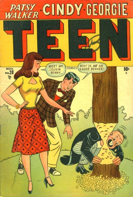 Teen Comics Vol 1 28