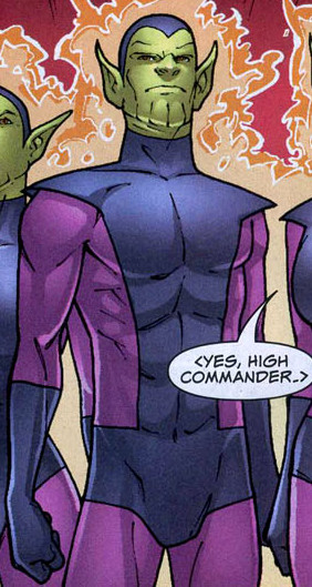 Trall (Earth-616)