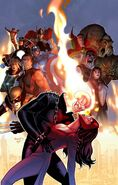 Uncanny Avengers Annual Vol 1 1 Renaud Variant Textless