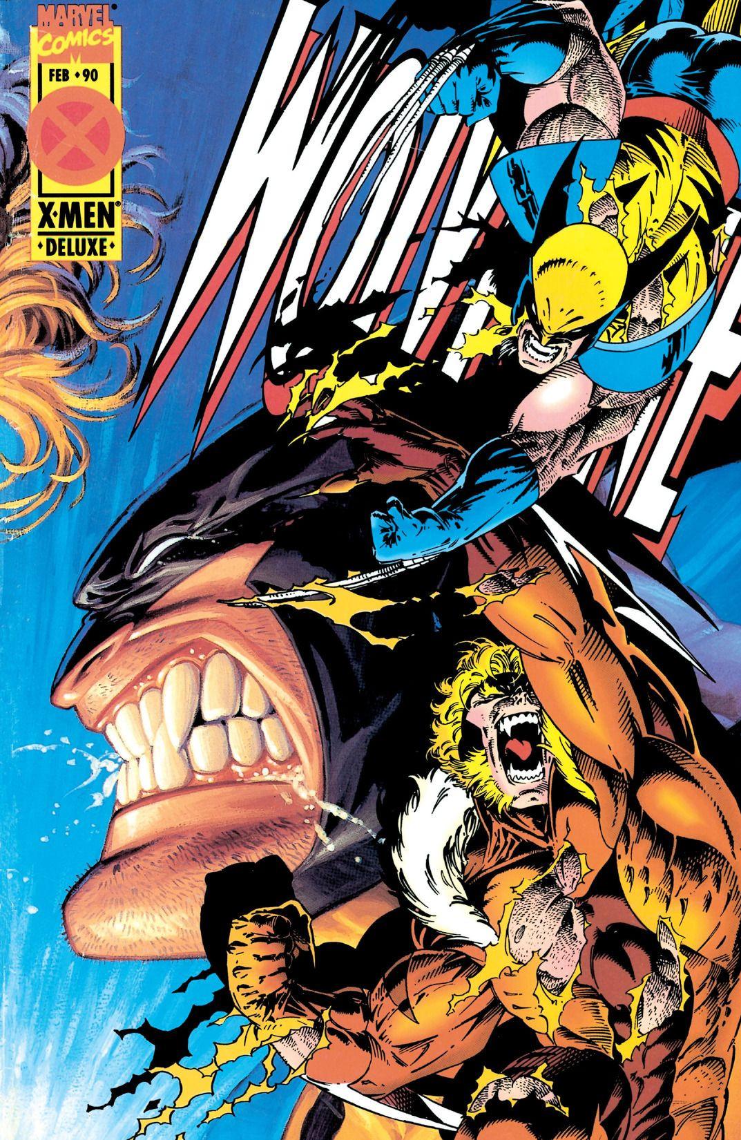 Wolverine Vol 2 90