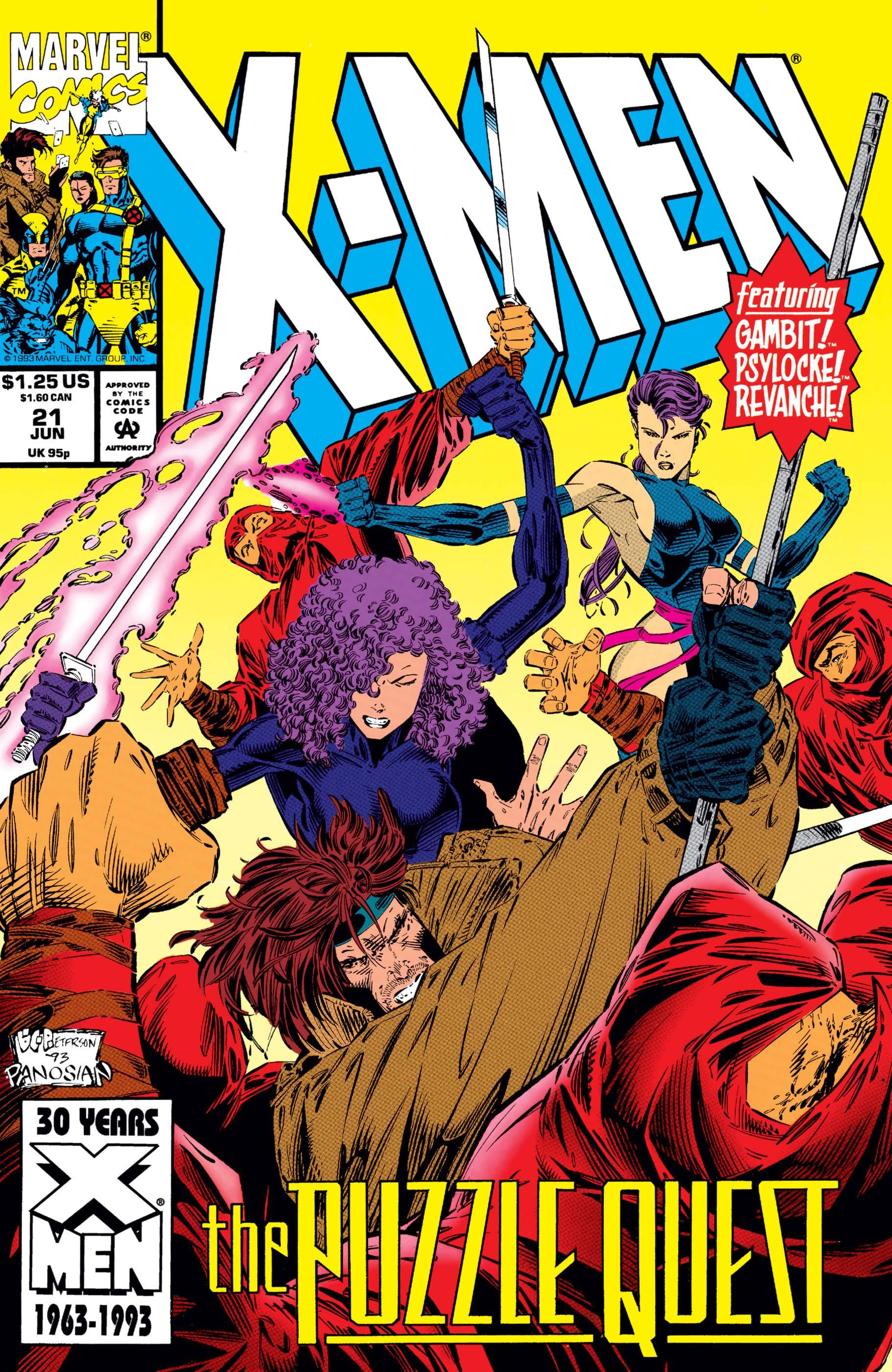 X-Men Vol 2 21