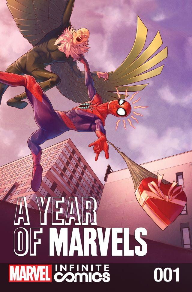 Year of Marvels: February Infinite Comic Vol 1 1