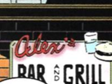Alex's Bar and Grill