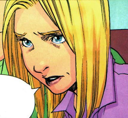 Annie Davis (Earth-616)