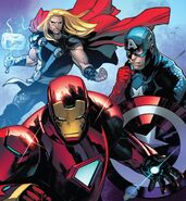 Avengers (Earth-616) from Empyre Vol 1 1 001