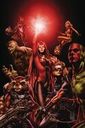 Avengers No Road Home Vol 1 1 Brooks Variant Textless