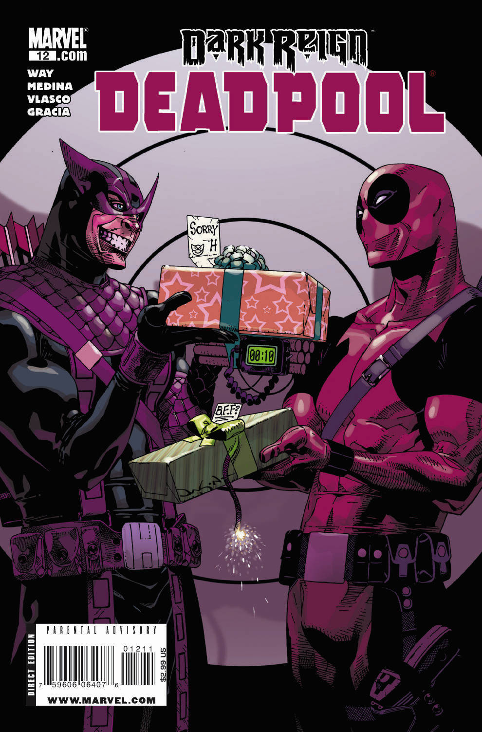 Deadpool Vol 4 12