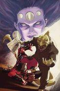 Deadpool Vol 6 28 Poster Variant Textless