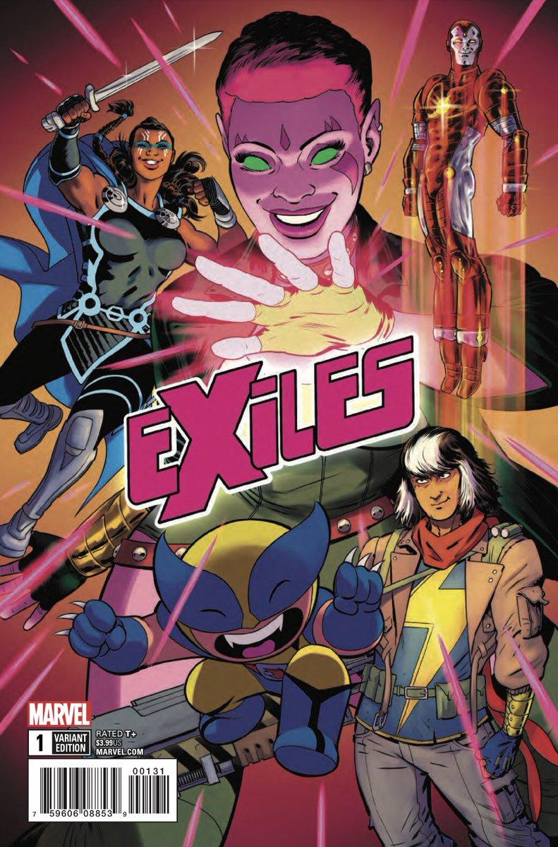Exiles Vol 3 1 Rodriguez Variant.jpg