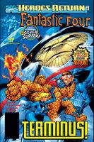 Fantastic Four Vol 3 4