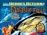 Fantastic Four Vol 3 4