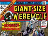 Giant-Size Werewolf Vol 1 2