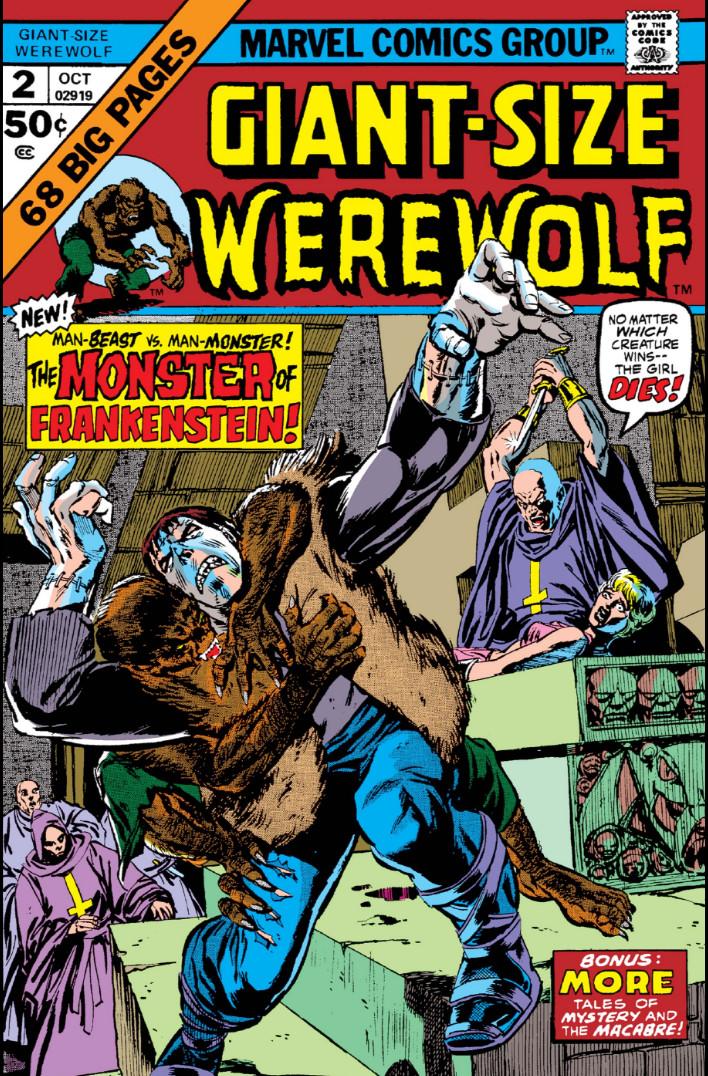 Giant-Size Werewolf Vol 1 2